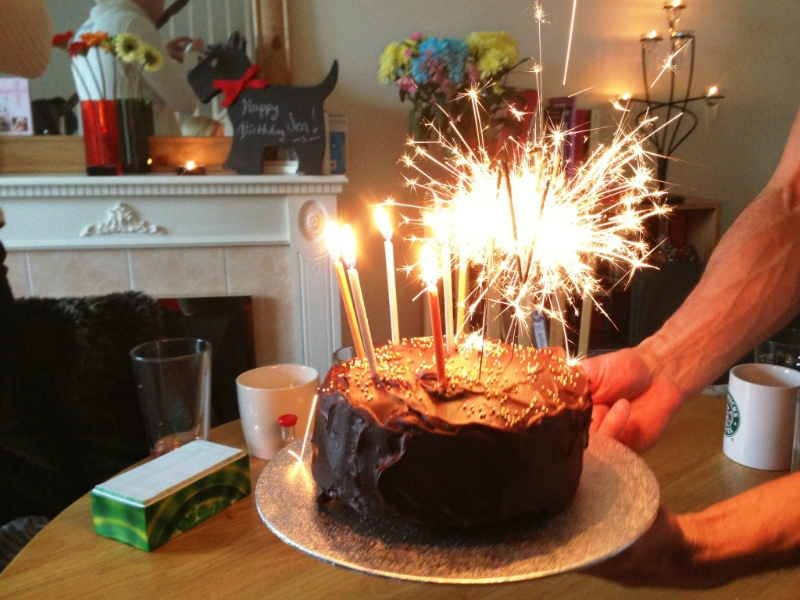 Photo Gallery BirthdaySparklerscom