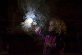 Kids Love Sparklers