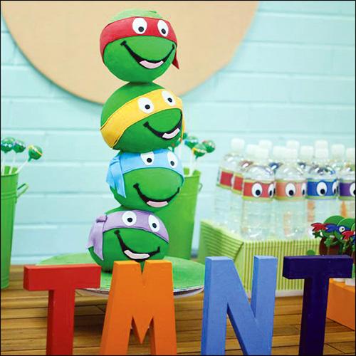 TMNT BirthdaySparklerscom