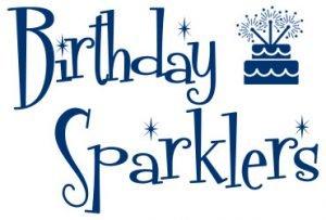 Birthday Sparkler Safety image