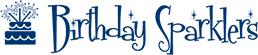 Birthday Sparklers Logo